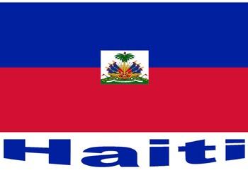 "Haiti Poster 24"" by 16"""