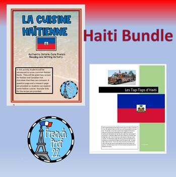 Exploring French Culture in Haiti Bundle