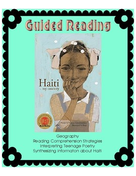 Haiti my country - Guided Reading