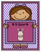 Haitian Creole Alphabet: Alphabet Letter Poster Cards (Haiti) Set 3