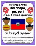 Haitian Flag Day Song and Emergent Reader in Haitian Creole (Bundle)