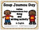 Haitian Independence Day Song and Writing Activity in English