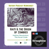 Haitian Revolution, Rural Code & Zombies | History Podcast Assignment