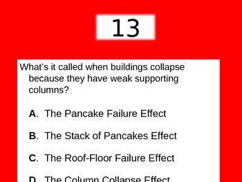 Haiti's Killer Quake Quiz!