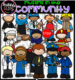 Community People (Scribble Clips)