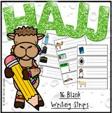 Hajj Writing Strips (sunnah learners)