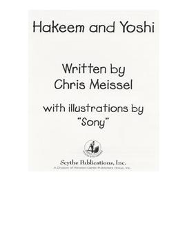Hakeem and Yoshi