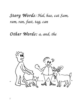 Hal and Sam and the Cat and Ram