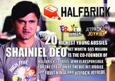 Half Brick Australian Software Development Studio poster