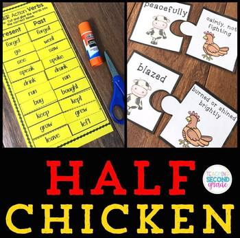 Half Chicken Journeys Supplemental Activities