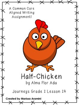 Half-Chicken-Journeys Grade 2-Lesson 24