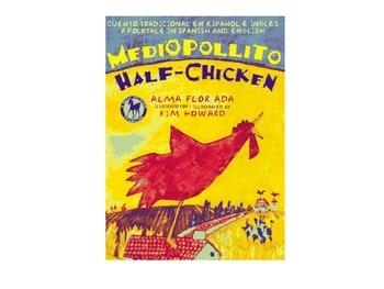 Half Chicken Vocabulary Power Point