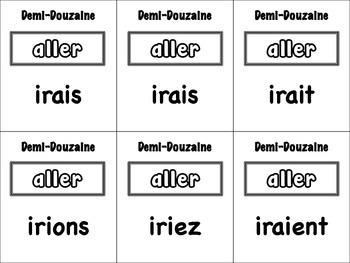 French Conditional (Irregular) Card Game, Half Dozen