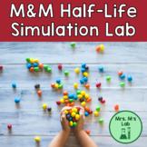 Half-Life Lab: M&M Simulation