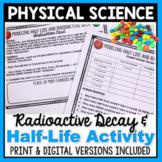 Half Life and Radioactive Decay Activity