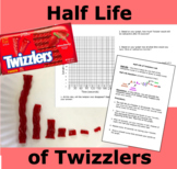 Half Life of Twizzlers Lab