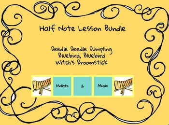 Half Note Lessons