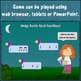 Half Notes - Where's the Firefly? Interactive Rhythm Game and Assessments