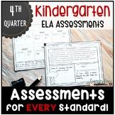 Kindergarten End of Year Assessments   Kindergarten ELA Review