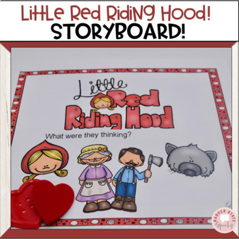 Distancelearning Perspective Taking And Theory Of Mind Little Red