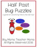 Half Past Bug Puzzles