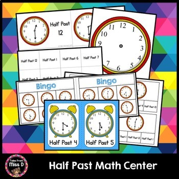 Half Past Time Centers