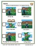 Half-Pint Kids Books Printables for Beginning Readers: Set 9 Book 6 Jack