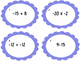 Integer Task Cards Add, Subtract, Multiply, Divide