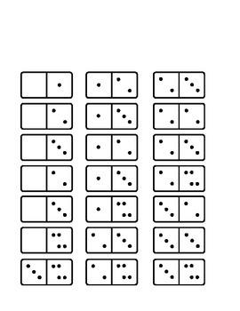 Half Reactions Dominoes