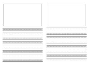 half sheet writing paper