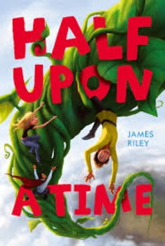 Half Upon A Time Reading Comprehension Unit Chapters 17-19
