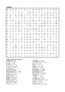 Half of a Yellow Sun Word Search - Character Names