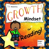 Growth Mindset for Reading:  Story & Activities