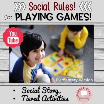 Social Rules for Playing Games!