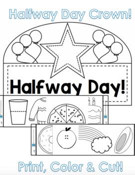 Halfway Day Crown
