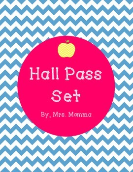 Hall Pass Set