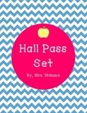 Hall Pass Set