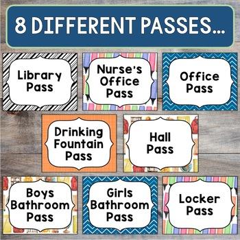teacher hall pass template  school hall pass templates - Togo.wpart.co
