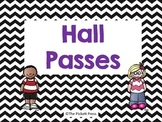 Hall Passes (Chevron)
