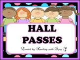 Hall Passes Variety Pack of Styles