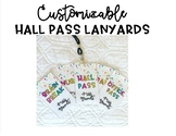 Hall Passes for Lanyards
