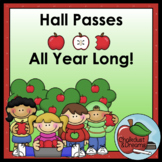 Hall Passes for the Whole Year