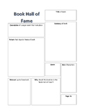 Hall of Fame Book Review