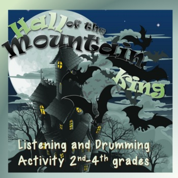Halloween Activity for Elementary Music: Hall of the Mt. King