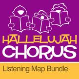 Hallelujah Chorus (Handel) | Composer & Listening Map Bundle (Digital Print)