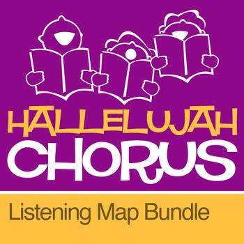 Hallelujah Chorus (Handel)   Composer & Listening Map Bund