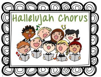 Hallelujah Chorus/Handel Packet