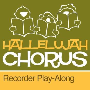Hallelujah Chorus   Soprano Recorder Sheet Music and Mp3 P