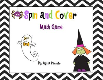 Hallloween Spin and Cover