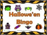 Hallowe'en Bingo Bundle